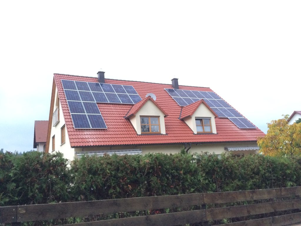 8,58 kWp Hilpoltstein