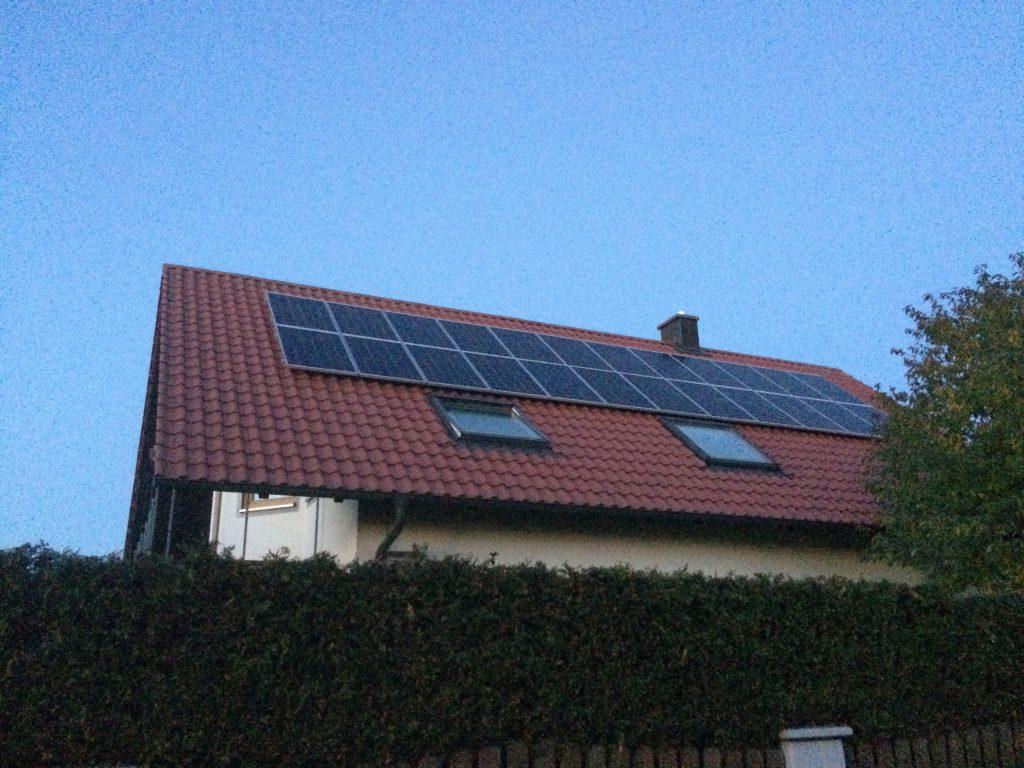 6,24 kWp Hilpoltstein