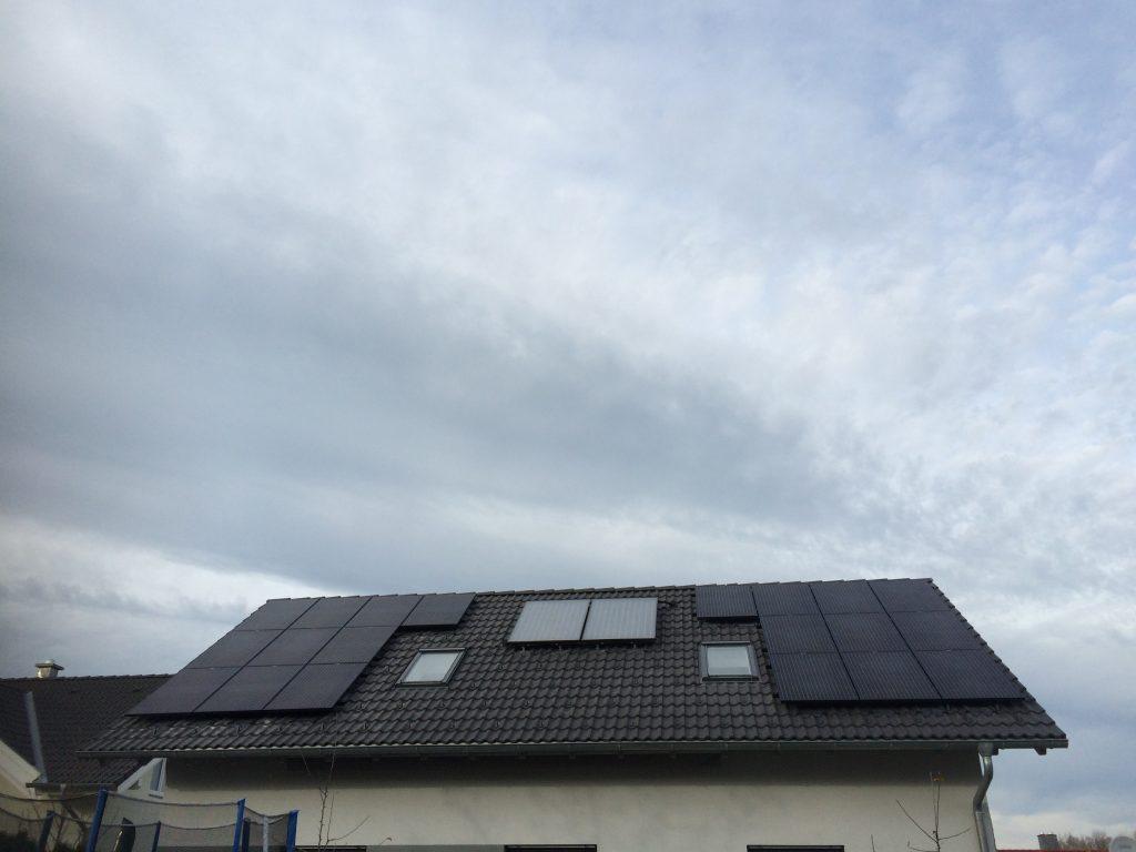 6,3 kWp in Durach