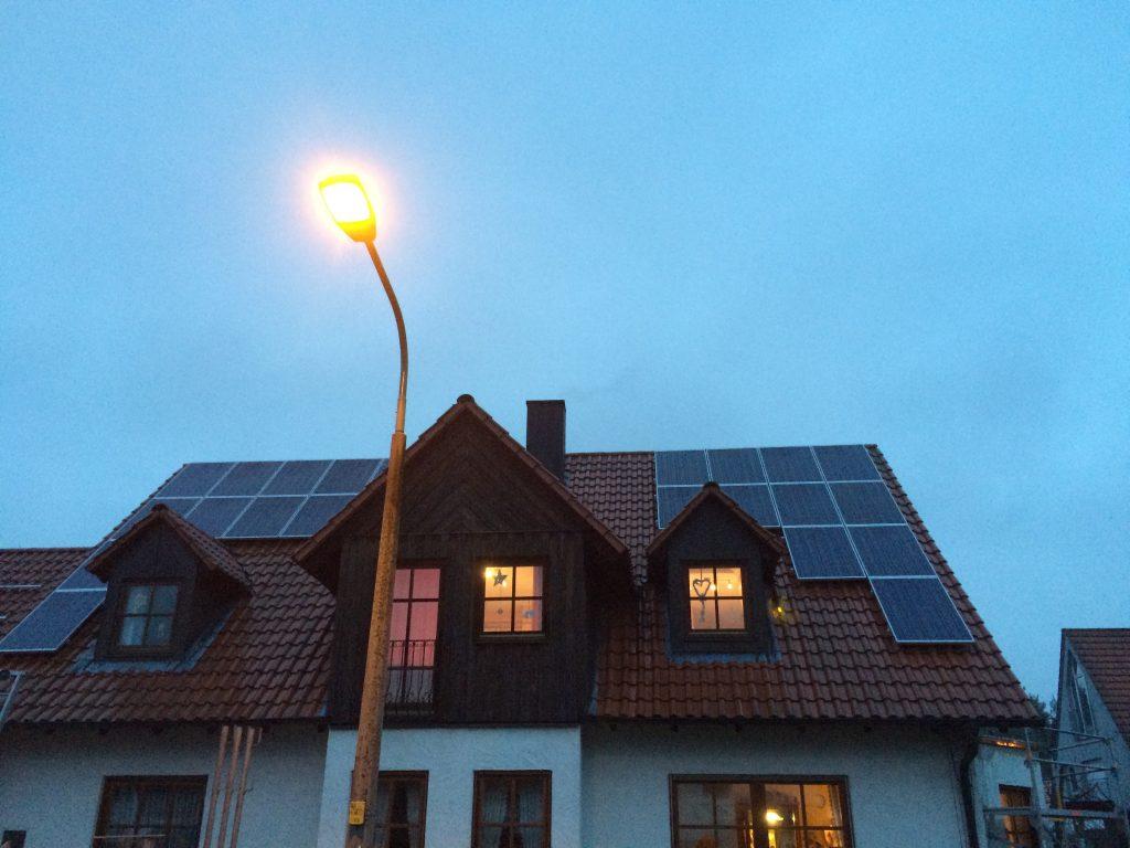 7,02 kWp in Nürnberg